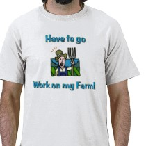 Farmville T Shirt