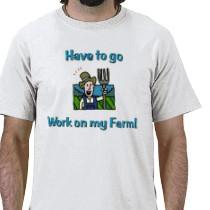 Farmville T Shirt
